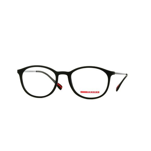 0f2e985e028 Prada vps 04h frames black rubber